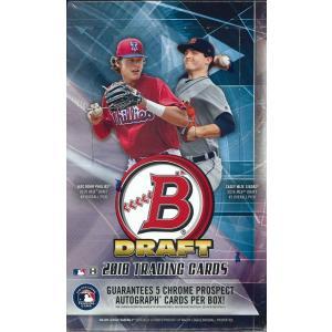 MLB 2018 BOWMAN DRAFT BASEBALL SUPER JUMBO BOX|niki