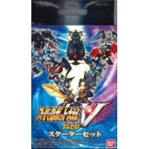 スーパーロボット大戦Vクルセイド スターターセット【SRW-ST01】|niki