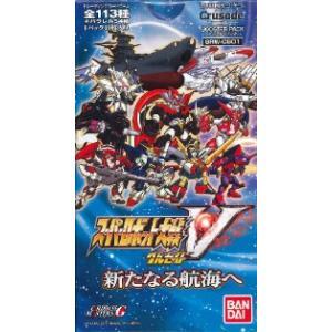 スーパーロボット大戦Vクルセイド 〜新たなる航海へ〜 【SRW-CB01】 ブースターパック BOX|niki