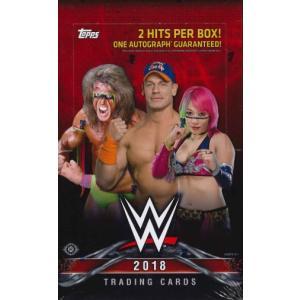 2018 TOPPS WWE BOX|niki