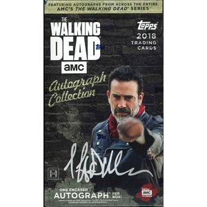 2018 TOPPS THE WALKING DEAD: AUTOGRAPH COLLECTION|niki