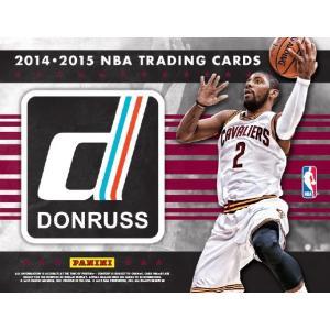 NBA 2014/2015 PANINI DONRUSS BASKETBALL BOX niki