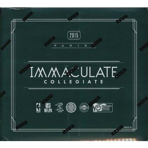 ■セール■2015 PANINI IMMACULATE COLLEGE MULTI-SPORT BOX(送料無料)|niki