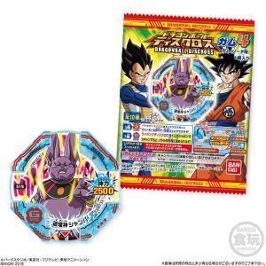 ドラゴンボール ディスクロスガム4(食玩) BOX 2015年6月14日発売
