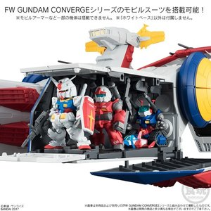 FW GUNDAM CONVERGE WHITE BASE(ホワイトベース)(食玩)送料無料 2018年3月24日発売|niki|06