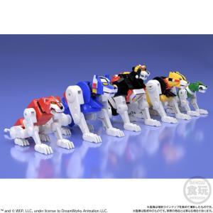 (予約)スーパーミニプラ 百獣王ゴライオン(食...の詳細画像4