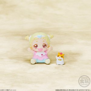 HUGっと!プリキュア キューティーフィギュア2 Special Set(食玩)BOX|niki|05