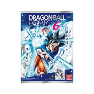 ドラゴンボール 色紙ART6(食玩) BOX