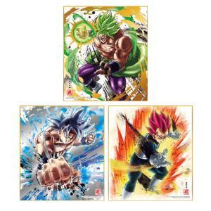 (予約)ドラゴンボール 色紙ART7 (食玩) BOX 2018年12月発売予定|niki