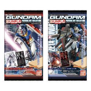 (予約)GUNDAM ガンプラパッケージアートコレクション チョコウエハース(食玩)BOX 2018年12月発売予定
