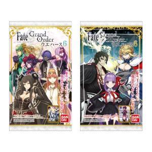 (予約)Fate/Grand Order ウエハース6(食玩)BOX 2019年2月発売予定
