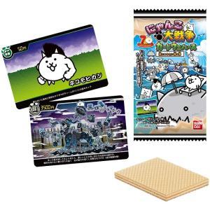 (予約)にゃんこ大戦争カードウエハース〜波にのりたい第3弾〜(食玩)BOX 2020年8月発売予定