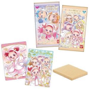 (予約)おジャ魔女どれみカードウエハース2 (食玩)BOX 2021年9月発売予定の画像