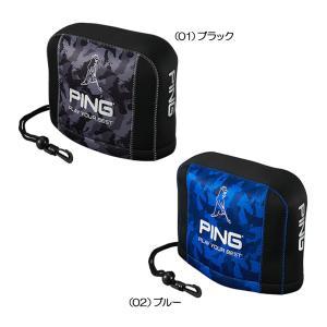 2021 PING カモヘッドカバー(アイアン用) HC-C211 35536 【 ヘッドカバー |...