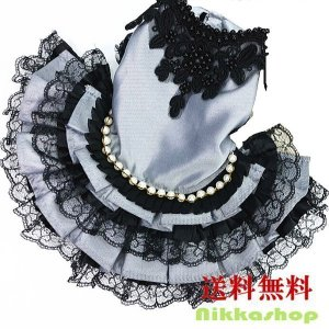 特徴 お祝い行事はワンコもドレスで豪華&上品に!  薄手のチュチュがインナーからちょっと見える♪ 愛...