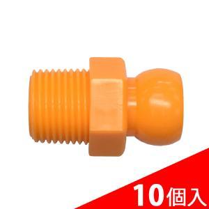 日機 クーラントシステム3/8 コネクタ PT3/8 83035(10個入) (メーカー直販)|nikki-ys