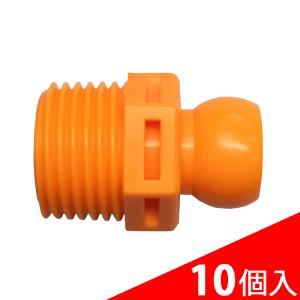 日機 クーラントシステム3/8 コネクタ PT1/2 83036(10個入) (メーカー直販)|nikki-ys