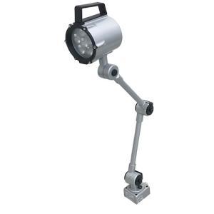 日機 防水型LEDスポットライト NLSM15CP-AC 2mケーブル+プラグ付 (メーカー直販)|nikki-ys