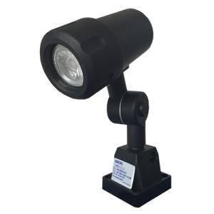 日機 防水型LEDスポットライト NLSS03C-AC 2mケーブル+プラグ付(タッチスイッチ) (メーカー直販)|nikki-ys