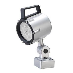 日機 防水型LEDスポットライト NLSS18C-AC 2mケーブル+プラグ付 (メーカー直販)|nikki-ys