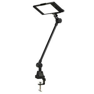 日機 卓上式LED作業灯 NLUD120-15BT-AC ACアダプター2m付 (メーカー直販)|nikki-ys