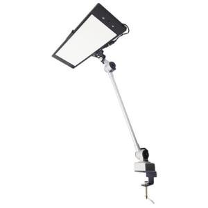 日機 卓上式LED作業灯 NLUD120-25BT-AC ACアダプター2m付 (メーカー直販)|nikki-ys