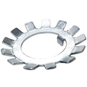 日機 ベアリング用菊座金 材質:SUS304 AW03(M17×1.0P) (メーカー直販)|nikki-ys