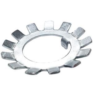 日機 ベアリング用菊座金 材質:SUS304 AW05(M25×1.5P) (メーカー直販)|nikki-ys
