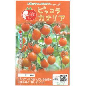 橙色トマト、高糖度(9〜11度)、濃厚でとろける食感。一般のオレンジ種よりもベータカロテンを2.5倍...