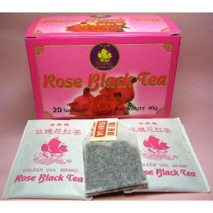 薔薇紅茶ティーバッグ(2g×20包)|nikkou-t