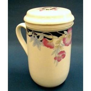 【中国茶器】茶杯(茶こし付マグカップ) #725|nikkou-t