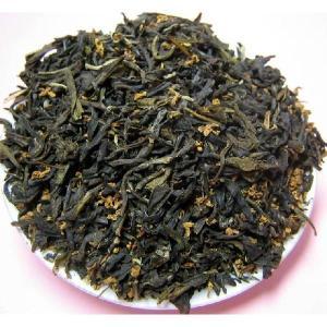 桂花茶100g(中国緑茶・キンモクセイの花)|nikkou-t