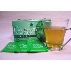ハッカ緑茶(ペパーミントティーティーバッグ)2g×25包|nikkou-t