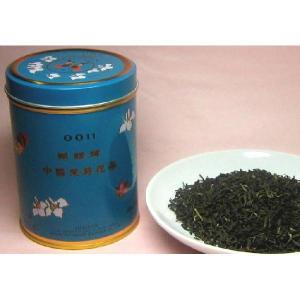 茉莉花茶(ジャスミン茶)113g缶 0011|nikkou-t