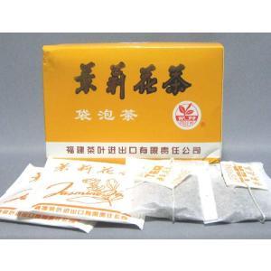 茉莉花茶(ジャスミン茶)ティーバック (2g×20包)|nikkou-t