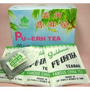プーアル茶ティーバグ S175 (2g×20包)|nikkou-t