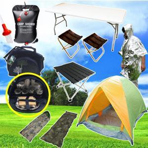 キャンプセット(ドーム型テントセット) 2人用 nikkou