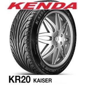 [4本セット] KENDA 165/45R16 KR20 KAISER ケンダ