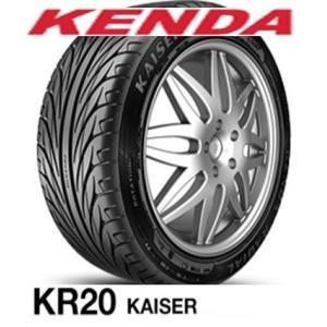 [4本セット] KENDA 245/40R17 KR20 KAISER ケンダ