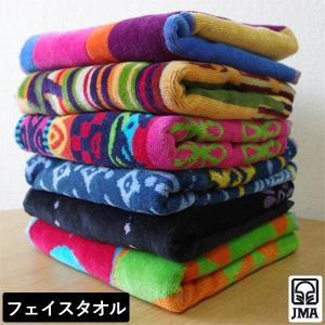 JMA フェイスタオル niko-towel