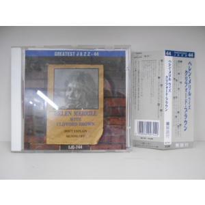 【中古-良】ヘレン メリル ウィズ クリフォード ブラウン / GREATEST JAZZ (44) 「Don't Explain」 輸入盤