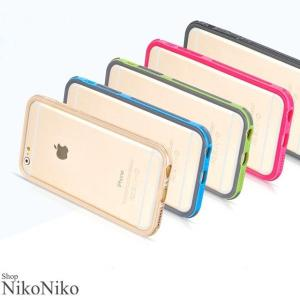 ma iPhone6 サイド保護カバー 即納 携帯フレーム|nikonikoshoes