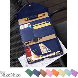 シンプルパスポートケース ma 即納 パスポートケース パスポート 旅行 航空券 カード 小銭入れ|nikonikoshoes
