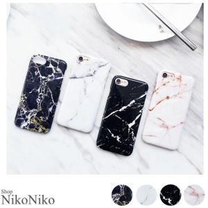 大理石 スマホケース ma 即納  レディース 小物 スマホ iphone|nikonikoshoes