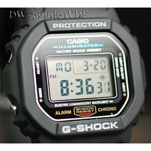 カシオ Gショック スピードDW-5600E-1VDF CASIO G-SHOCK Gショック nikonikoshoes