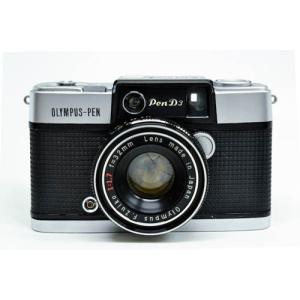 オリンパス OLYMPUS-PEN D3 ハーフサイズカメラ