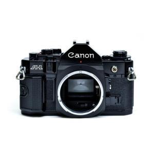 キャノン Canon A-1 フィルム一眼ボディ