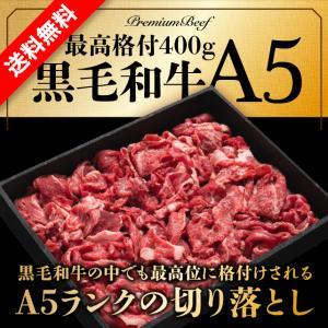 黒毛和牛 A5 切り落とし 500g  肉 牛肉 焼肉 しゃ...