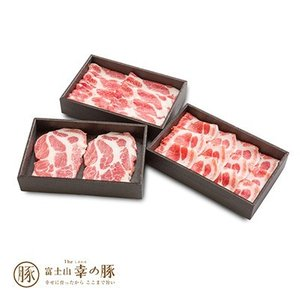 The Oniku【ザ・お肉】 家族に団欒を贈る幸の豚「肩ロース三昧」ギフト 父の日 プレゼント|niku-donya