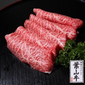 葉山牛特上赤身肉すき焼きセット 500g 送料無料|niku-fujiya